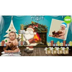 Christmas Baby  Proshow Producer template [Creatividad Aguinaga]