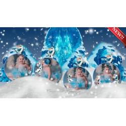 """✪Frozen ✪ El Proyecto del Productor del Reino del hielo Proshow """"Creatividad Aguinaga"""""""