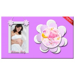 ❤ Welcome Baby Girl ❤ TemplateProshowProducer ✿⊰Creatividad Aguinaga✿⊰