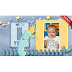 ✫ProShow Slideshow 0-12 meses babys ✫Creatividad Aguinaga