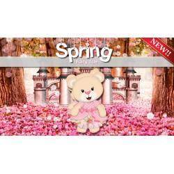 ✿ʕ • ᴥ • ʔ Cuento de hadas de Primavera ʕ • ᴥ • ʔ✿ templateproshowproducer Creatividad Aguinaga