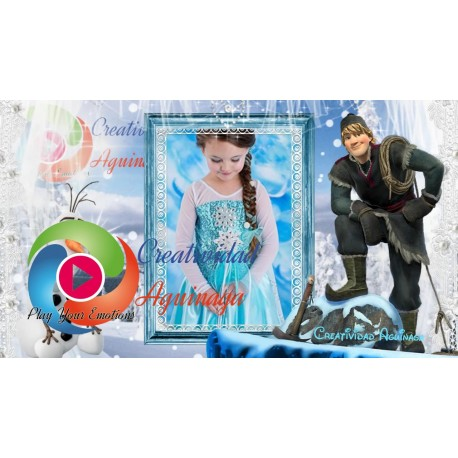 Proshow productor proyecto Frozen