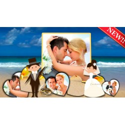 Wedding Beach Template Wedding Proshow [Creativity Aguinaga]