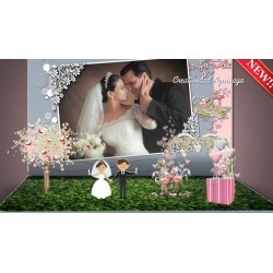 Wedding Book Template Proshow Producer Creatividad Aguinaga