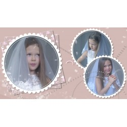 Idea to Make a Video of First Communion from their Photographs