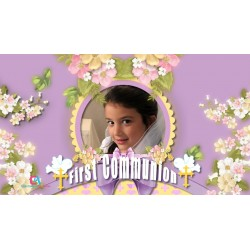 My First Communion  Top First Communion Templates