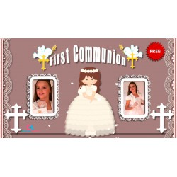 Photos Session Ariane Price First Communion Project Proshow Producer