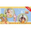 Winnie the Pooh y bebés Friends / Proshow Producer  El álbum perfecto para tu bebé