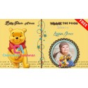 Photo album Winnie the Pooh. Eeyore, Tigger,Piglet  / creativity aguinaga