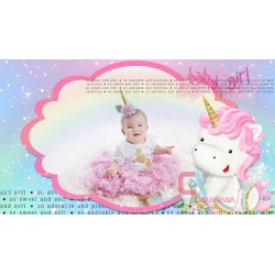 Elegant unicorns  Project Soft color for girl