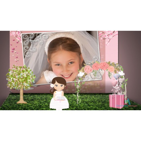 ❤ First Communion Book ❤Proshow Producer