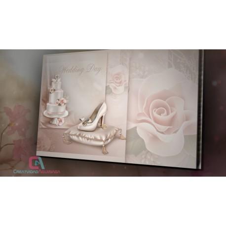 3D WEDDING ALBUM   ❤(PHOTOPIA WEDDING TEMPLATE)❤