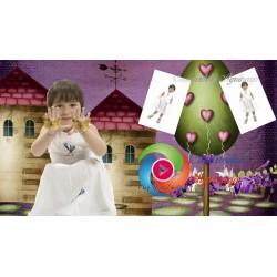 Mi niña es una Princesa Project para proshow Producer