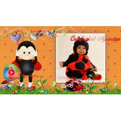 Proshow Producer Project Ladybug Costume