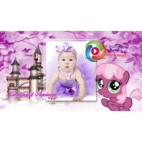 PROJECT MY LITTLE PONY - PRINCESS SPECIAL Proshow Producer Project
