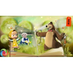 """Masha and the Bear"" Proshow Producer  [Creatividad Aguinaga]"